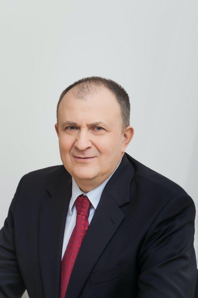 Lietuvos gyvybės draudimo įmonių asociacijos prezidentas<br>Asmeninio archyvo nuotr.