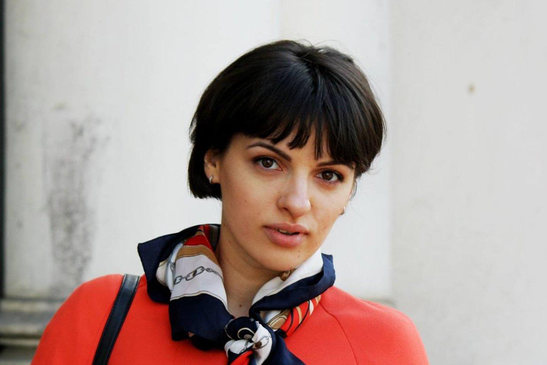 """UAB """"Augma"""" rinkodaros skyriaus vadovė Monika Kubiliūtė."""