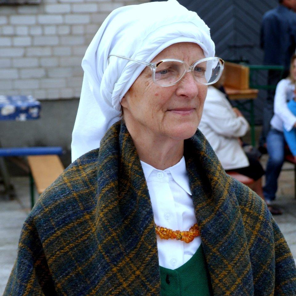 Janina Zvonkuvienė.<br>Asmeninio albumo nuotr.