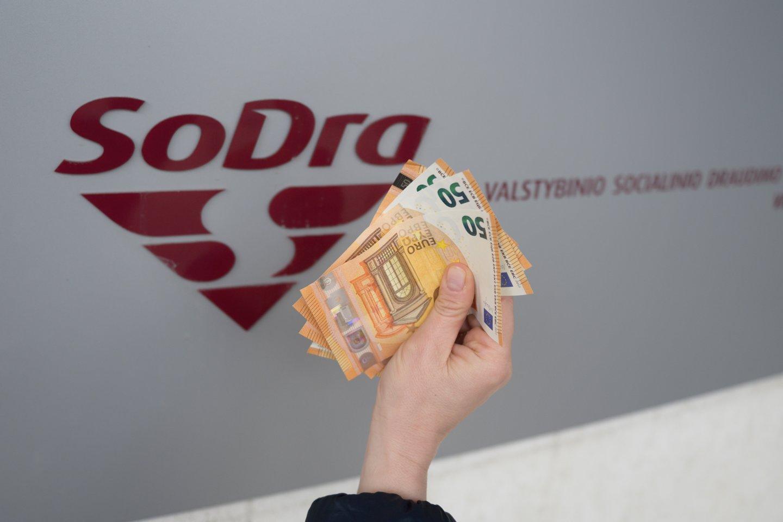 Atskleidė lietuvių finansinio išprusimo spragas bei apie gyvybės draudimą sklandančius mitus.<br>V.Skaraičio nuotr.