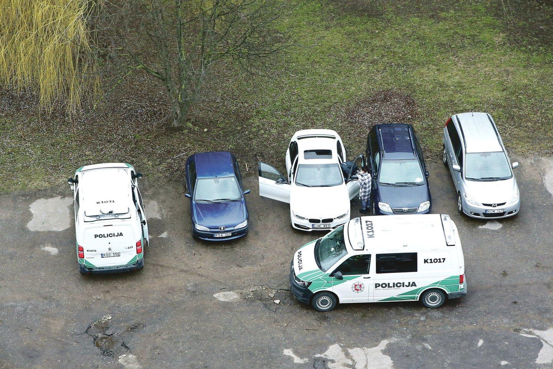 Per pirmuosius tris šių metų mėnesius Kaune ir rajone užfiksuotas 151 toks nusikaltimas, pernai tuo pat metu – 211.<br>G.Bitvinsko nuotr.