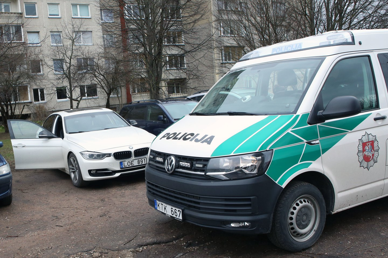 Per pirmuosius tris šių metų mėnesius Kaune ir rajone užfiksuotas 151 toks nusikaltimas, pernai tuo pat metu – 211.<br>M.Patašiaus nuotr.