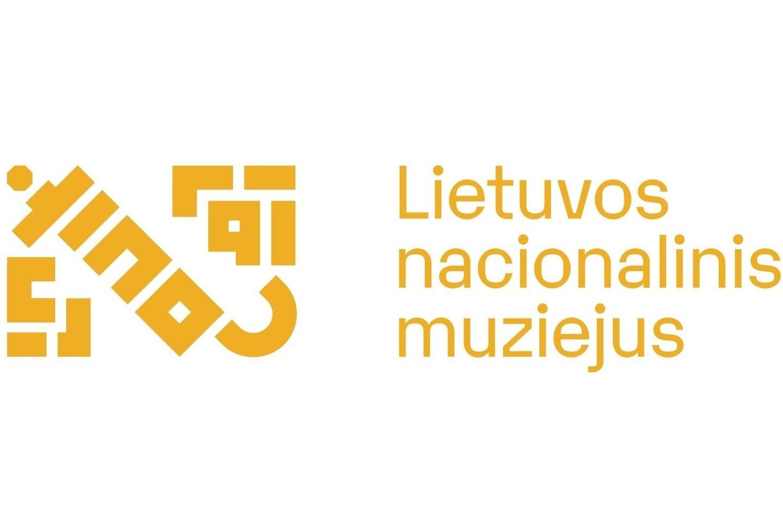 Naujas Lietuvos nacionalinio muziejaus logotipas.<br>LNM nuotr.