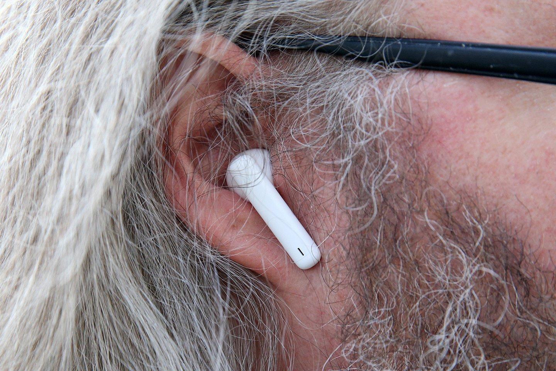 """""""4i"""" ausinės kojelė yra ne tokia ilga, kaip """"3i"""" – bet žymiai ilgesnė už """"Pro"""".<br>R. Danisevičiaus nuotr."""