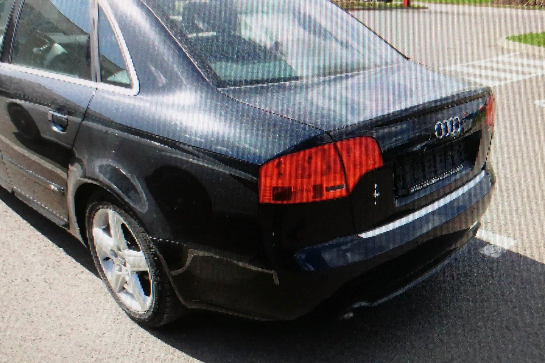 """Dėl """"Audi A4"""" techninės apžiūros kauniečiui kilo rimtų sunkumų.<br>Nuotr. iš LR archyvo."""