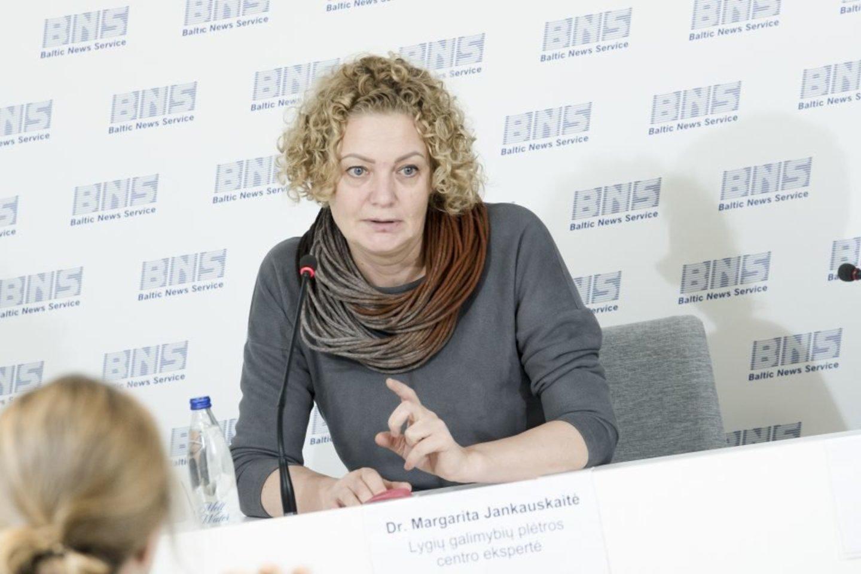 Margarita Jankauskaitė.<br>Dainiaus Putinio nuotr.