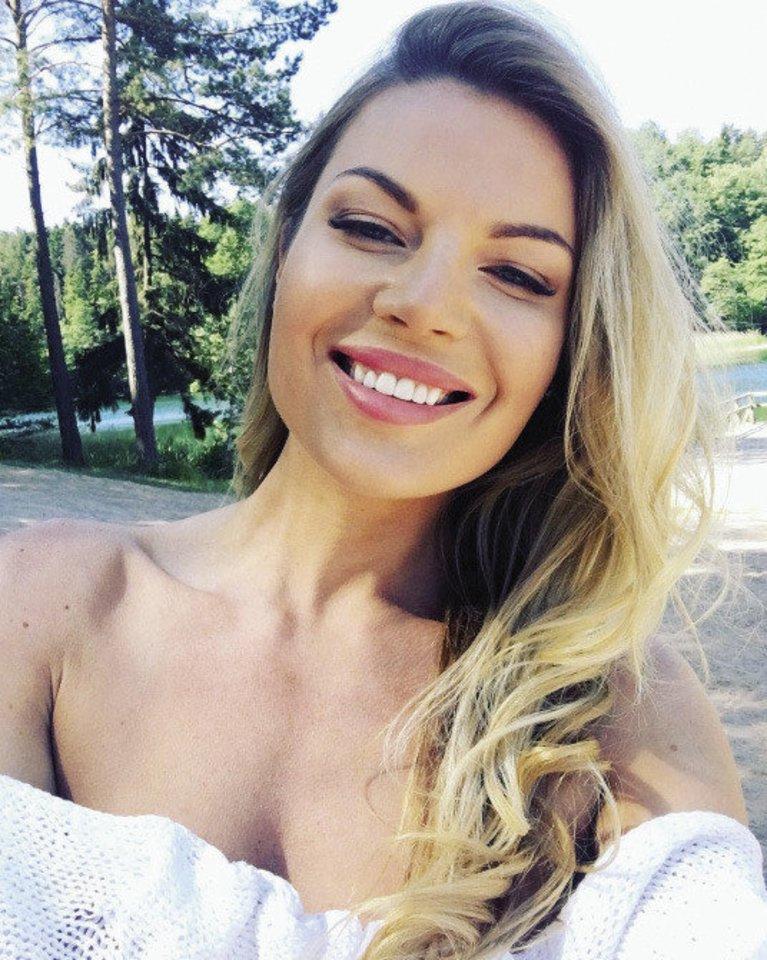 Solveiga Mykolaitytė.<br>Asmeninio albumo nuotr.