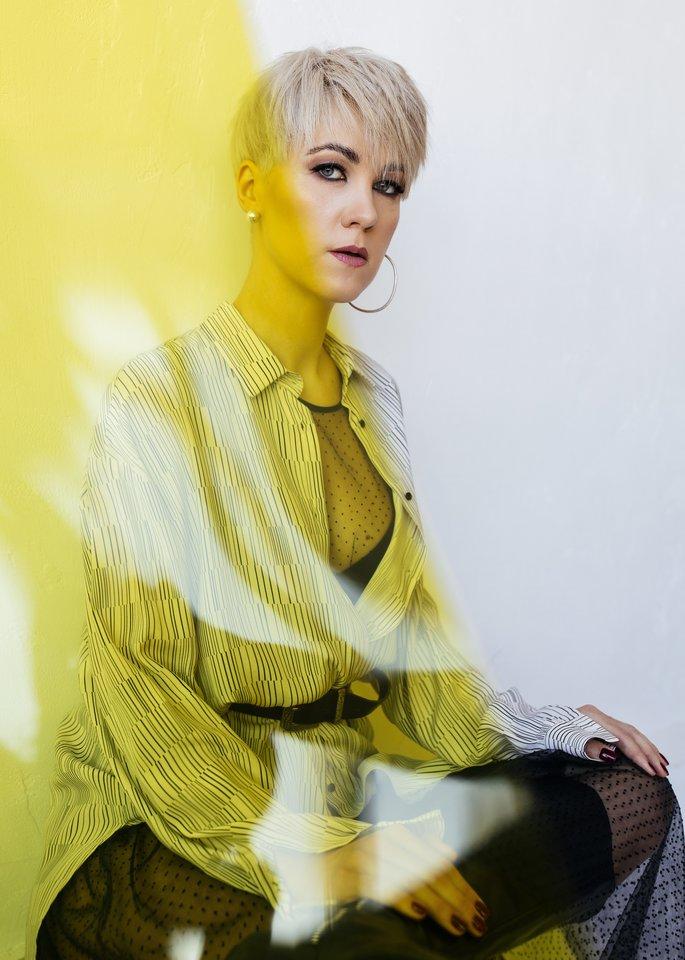 Simona Jakubėnaitė.<br>Kristina Aleksynaitė Photography nuotr.