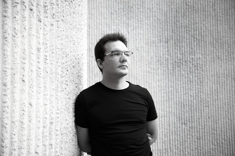 J.Dūdėnas – architektas, semiotikas.<br>Nuotr. iš asmeninio archyvo