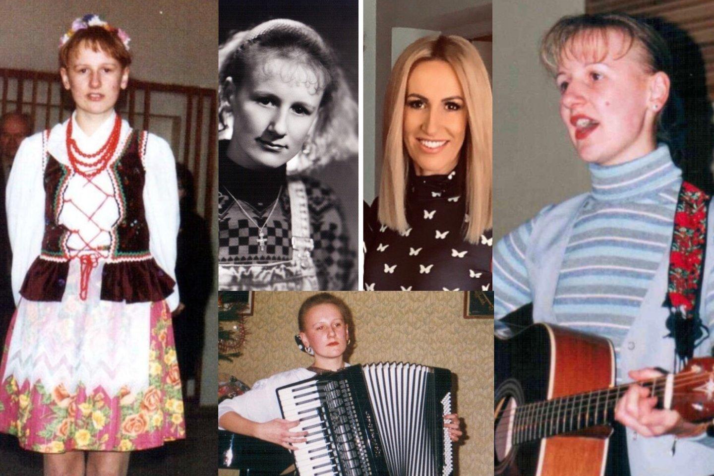K. Zvonkuvienė išliejo širdį ir parodė pokyčius: dalį gyvenimo kovojo su praplikimu.<br>LR koliažas.