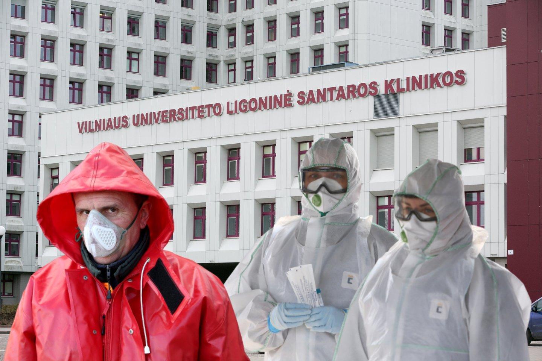 Koronavirusas Lietuvoje<br>lrytas.lt montažas.