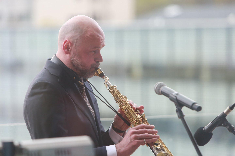 Kaune prasidėjo džiazo festivalis.<br>G.Bitvinsko nuotr.