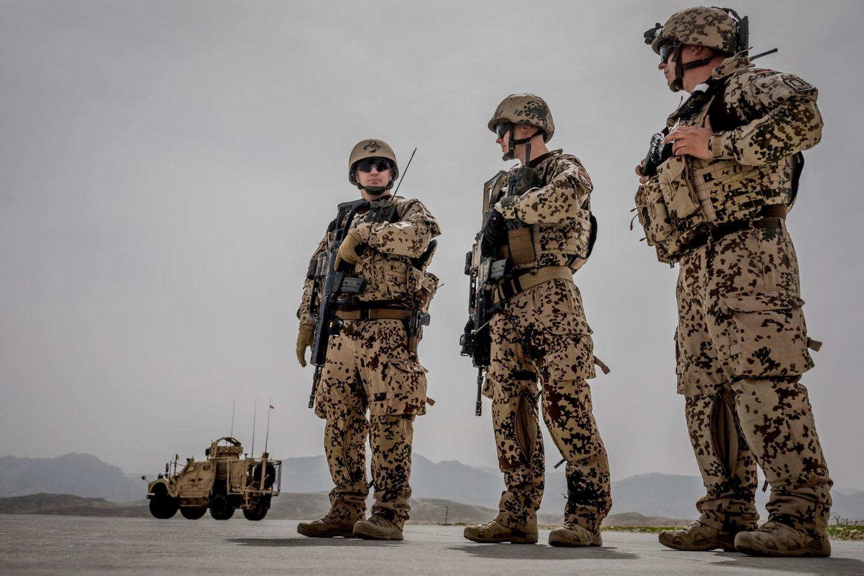 Pasak amerikiečių pareigūnų, išvedimas jau buvo vykdomas ir anksčiau, o gegužės 1-ąją teprasidėjo naujas jo etapas.<br>Reuters/Scanpix nuotr.