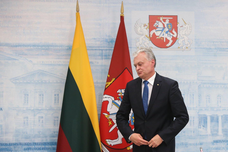 Gitanas Nausėda<br>R.Danisevičiaus nuotr.