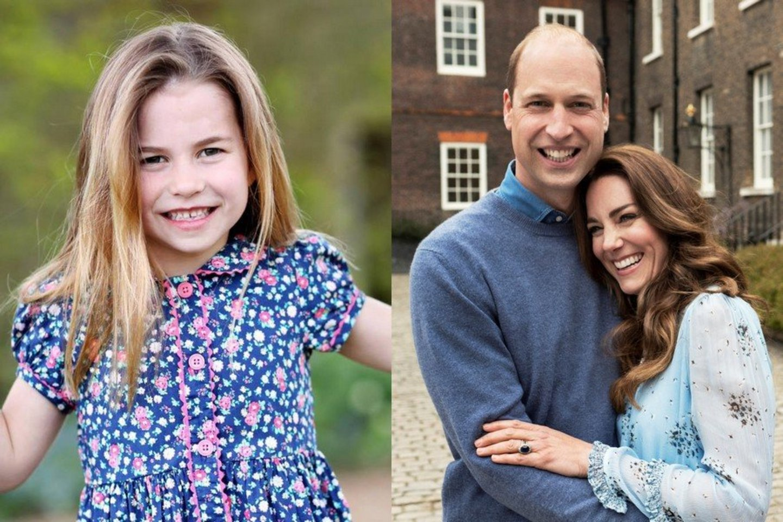 Princesė Charlotte švenčia gimtadienį.<br>Scanpix ir Kensingtono rūmų nuotr.