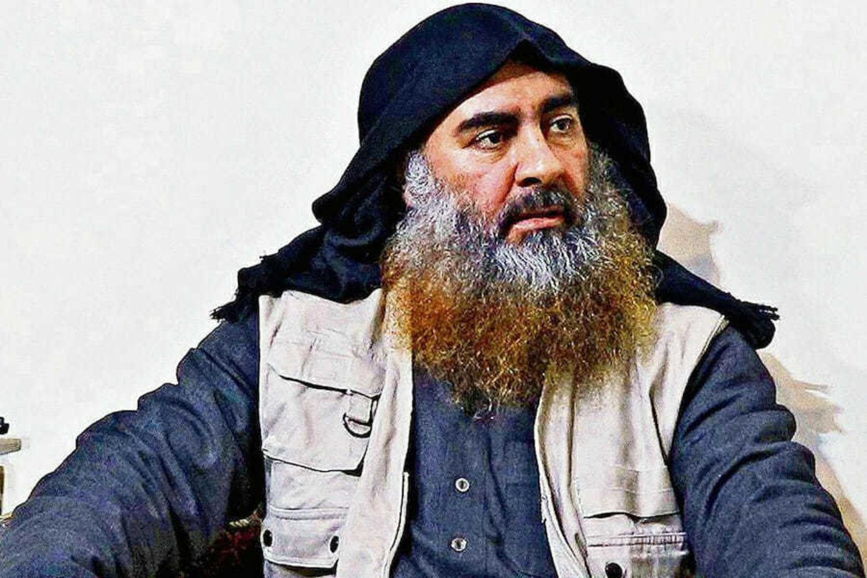 """Nukautasis džihadistų judėjimo """"Islamo valstybė"""" lyderis Abu Bakras al Baghdadi.<br>AP/Scanpix nuotr."""
