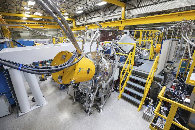 """Didžiausia pasaulyje privati termobranduoline sinteze užsiimanti kompanija """"TAE Technologies"""" paskelbė iki 2030 turėsianti komerciškai pelningą termobranduolinę jėgainę.<br>""""TAE Technologies"""" nuotr."""
