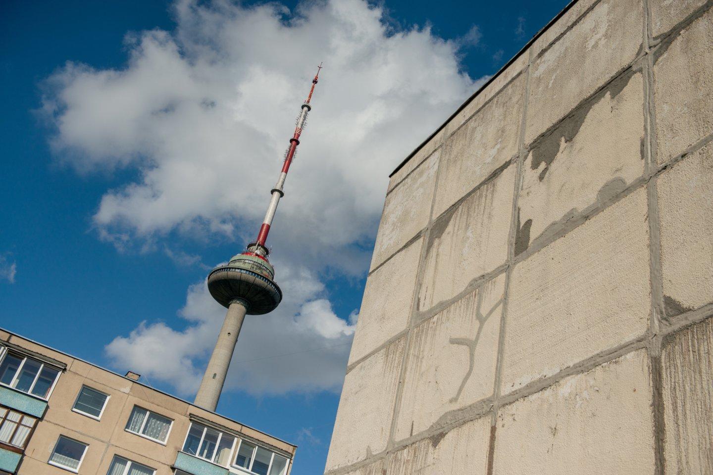 Būstų renovaciją galėtų paspartinti didesnė valstybės parama.<br>J.Stacevičiaus nuotr.