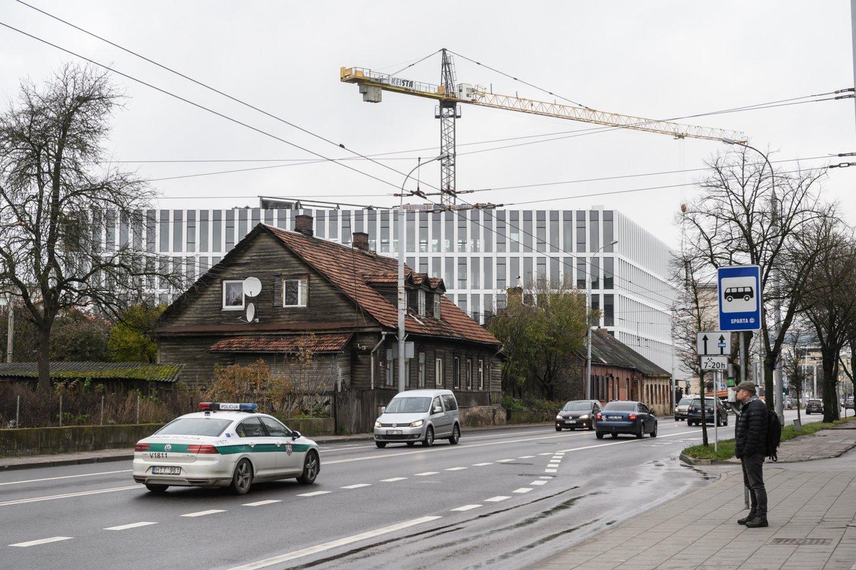 Būstų renovaciją galėtų paspartinti didesnė valstybės parama.<br>V.Skaraičio nuotr.