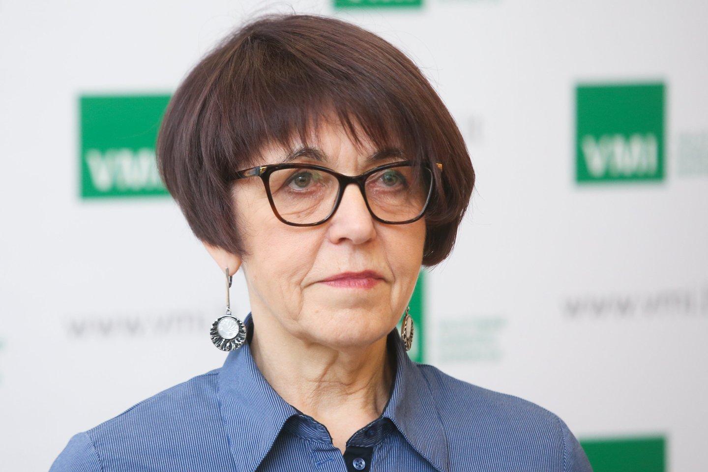 S.Aliukonytė-Šnirienė.<br>R.Danisevičiaus nuotr.