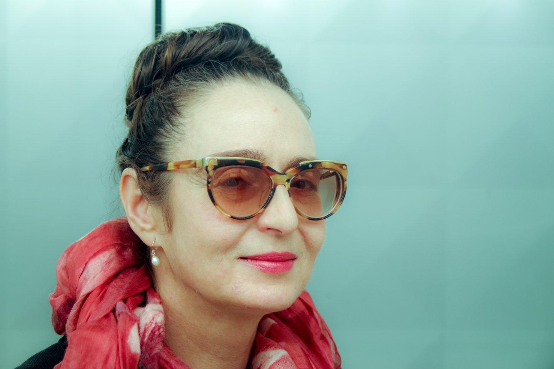 Astrologė Palmira Kelertienė.<br>V.Ščiavinsko nuotr.