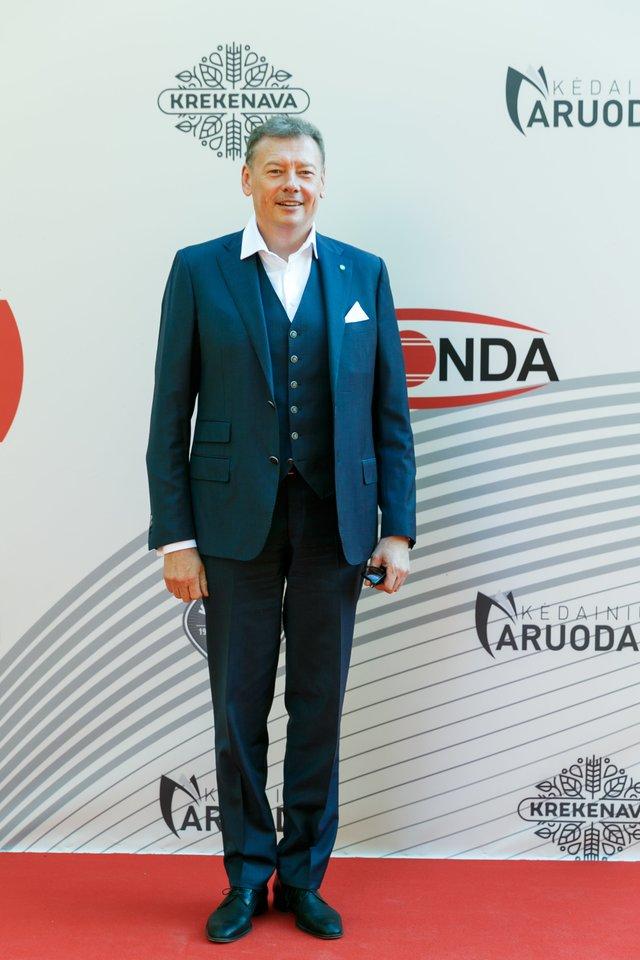 Vidmantas Janulevičius.<br>T.Bauro nuotr.