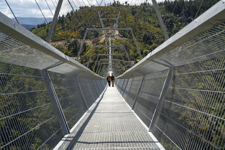 Arokos tiltas.<br>AP/Scanpix nuotr.