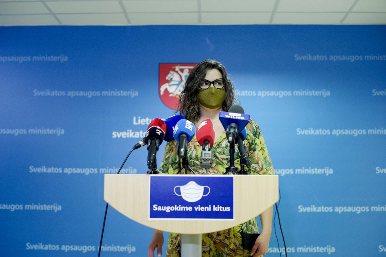 Lina Bušinskaitė<br>V.Ščiavinsko nuotr.