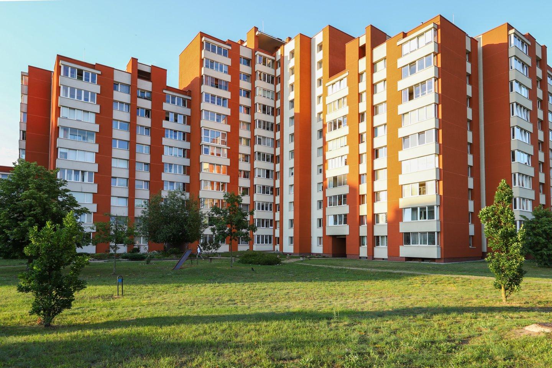 Daugiabučių renovacija Lietuvoje.<br>BETA archyvo nuotr.