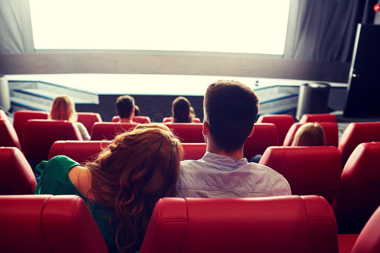 Kino teatro darbuotojos frazė išmušė iš vėžių.<br>123rf.com asociatyvi nuotr.