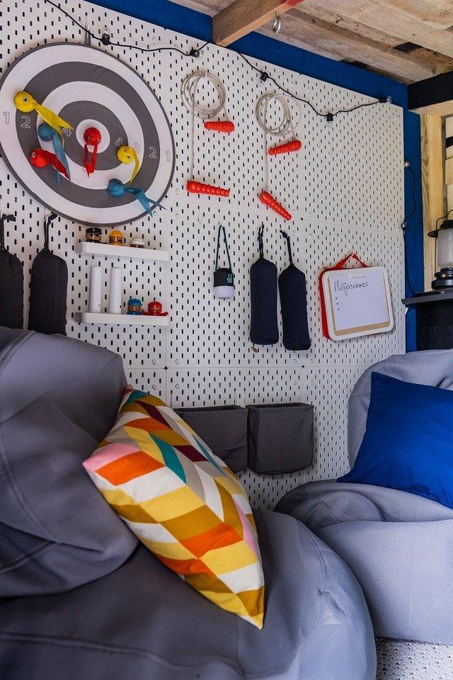 """Namelio medyje įrengimas buvo ne tik įkvepiantis ir įdomus projektas, bet ir nemažas galvosūkis.<br>""""Ikea"""" nuotr."""