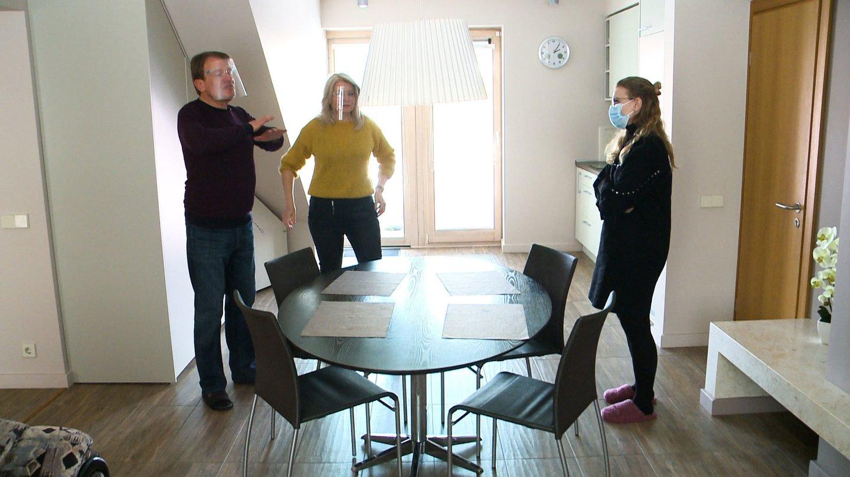 Aktorius Gintaras Mikalauskas paliko Vilnių: išpildė 21-erius metus puoselėtą svajonę.