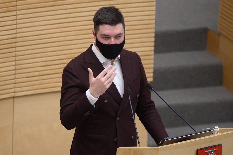 Vytautas Mitalas.<br>V.Skaraičio nuotr.