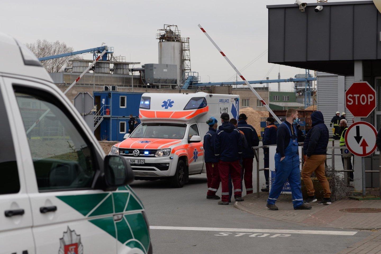 Nelaimė įvyko piormadienį.<br>V.Jurevičienės/ve.lt nuotr.