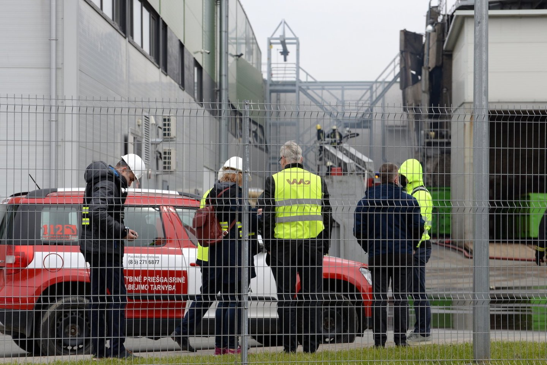"""""""Klaipėdos mediena"""" pradėjo incidento tyrimą, nukentėjusiems suteiks visą reikalingą paramą.<br>V.Jurevičienės/ve.lt nuotr."""