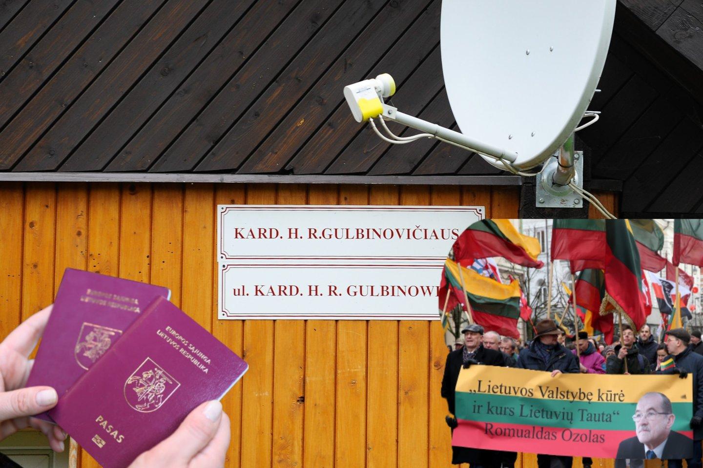 O pagrindinė šio įšalo priežastis ir yra būtent tai, kad net sprendimo teisę turintys Lietuvos politikai bijo suerzinti vadinamąją šalies patriotiškąją visuomenę, taip pat jai atstovaujančius kolegas.<br>lrytas.lt montažas.