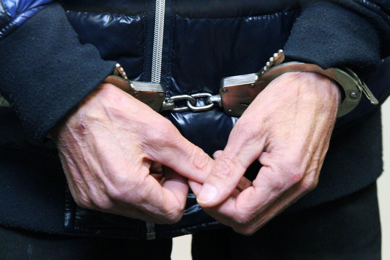 Oro uostuose sulaikyti teisėsaugos ieškoti panevėžietis ir Airijos pilietis.<br>M.Patašiaus asociatyvi nuotr.