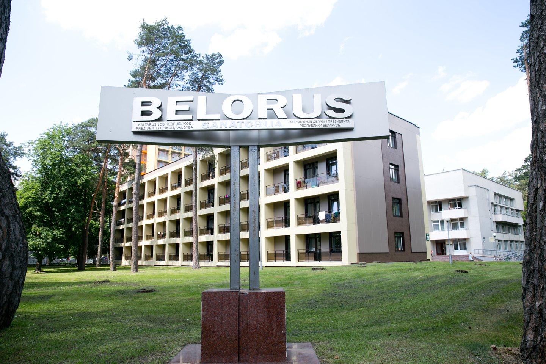"""Prokuroro atlikto tyrimo metu nustatyta, kad disponavimą sanatorijos """"Belorus"""" sąskaitose esančiomis lėšomis bankas apribojo teisėtai ir pagrįstai.<br>T.Bauro nuotr."""