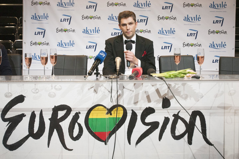 Andrius Pojavis.<br>J.Stacevičiaus nuotr.