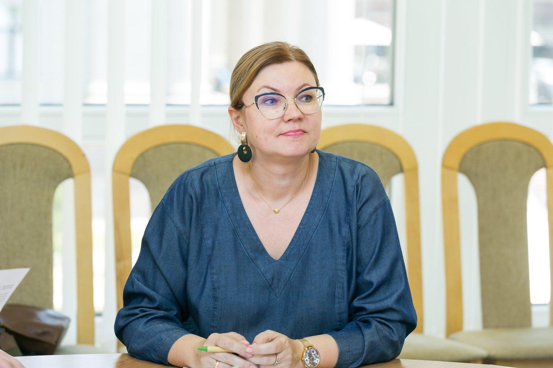 Aušrinė Norkienė.<br>T.Bauro nuotr.