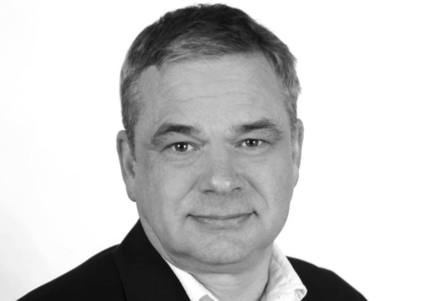 Mirė Plungės rajono savivaldybės tarybos narys T. Raudys.<br>Liberalų sąjūdžio nuotr.