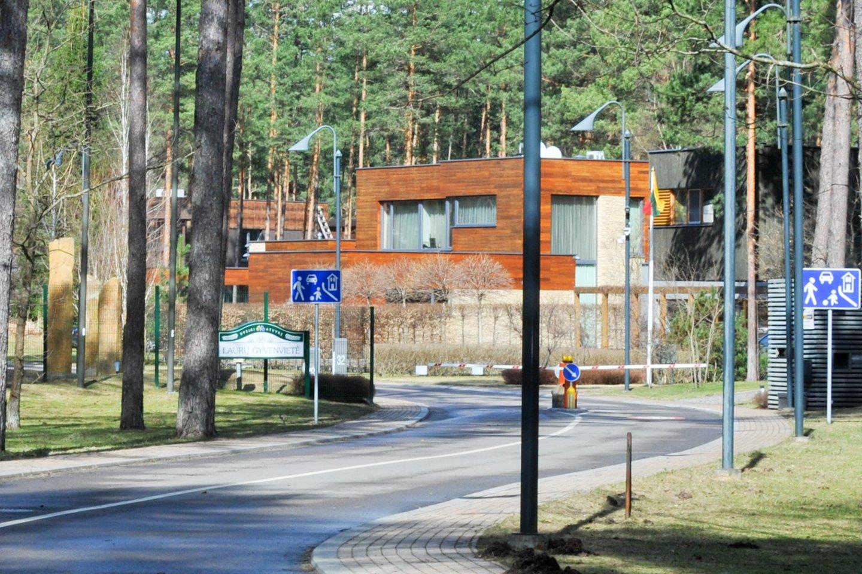 Brangiausių namų sandoriuose pirmą vietą užėmė Laurų kvartalo namo sandoris.<br>T.Bauro (asociatyvioji) nuotr.