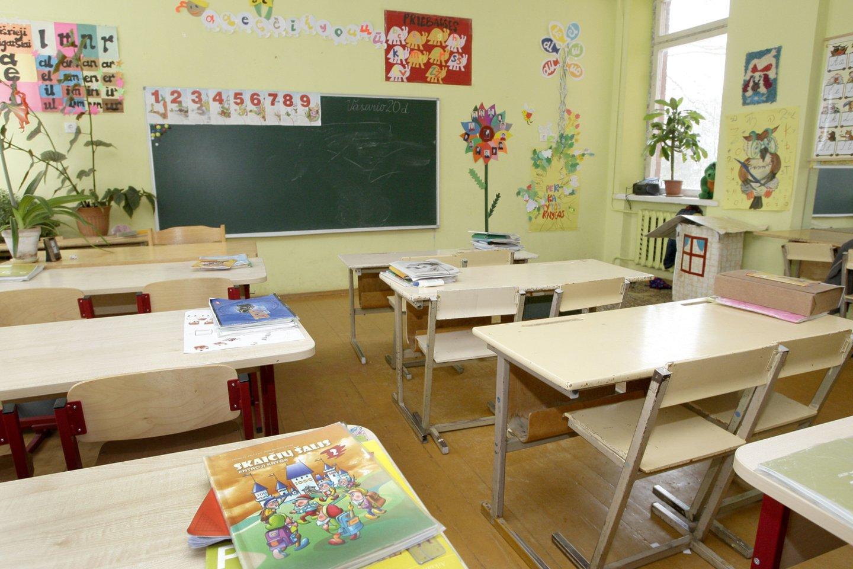 Alytuje 5-11 klasių moksleiviai į mokyklas šiemet nebegrįš.<br>R.Jurgaičio nuotr.