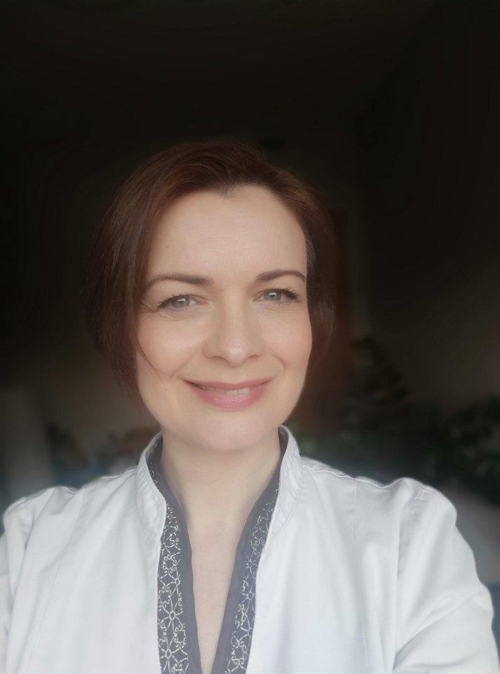 Pasak gydytojos E.Kliukaitės-Sidorovos, suprastėjusiai mitybai karantino metu įtakos turėjo ir žmonių emocinė būsena.<br>Nuotr. iš asmeninio albumo.