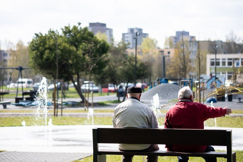 Planuojama, kad Laisvės aikštėje naujasis fontanas veiks nuo 8 iki 22 val.<br>R.Ančerevičiaus, R.Pavilionio ir G.Kartano nuotr.