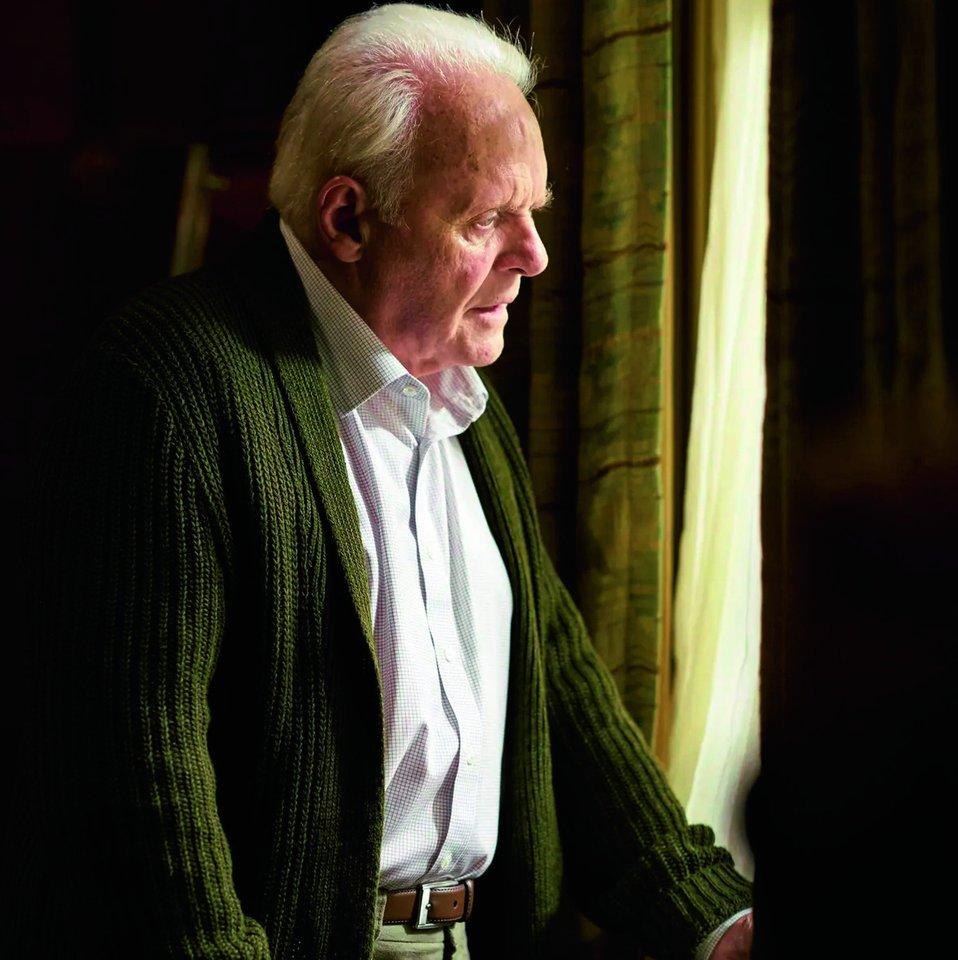 "A.Hopkinsas už vaidmenį filme ""Tėvas"" (""The Father"") pelnė ""Oskarą""."
