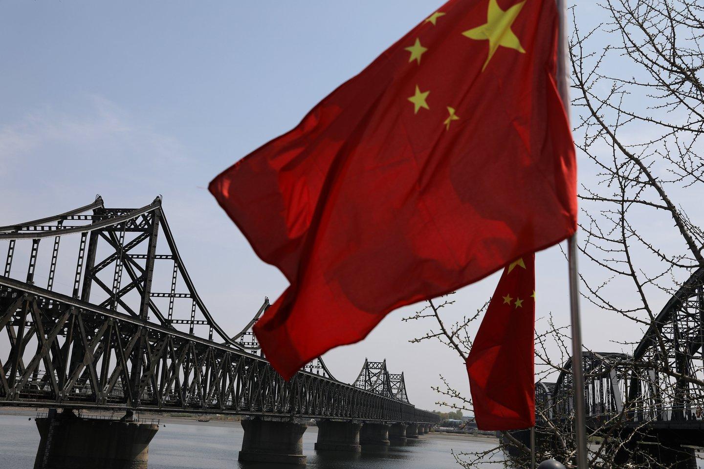 Kinija sustabdė ekonominį susitarimą su Australija.<br>Reuters/Scanpix asociatyvi nuotr.
