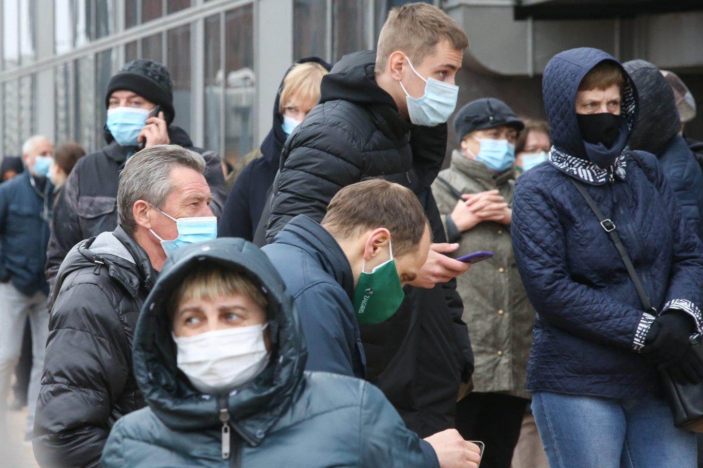 Vakcinacija Lietuvoje.<br>R.Danisevičiaus nuotr.
