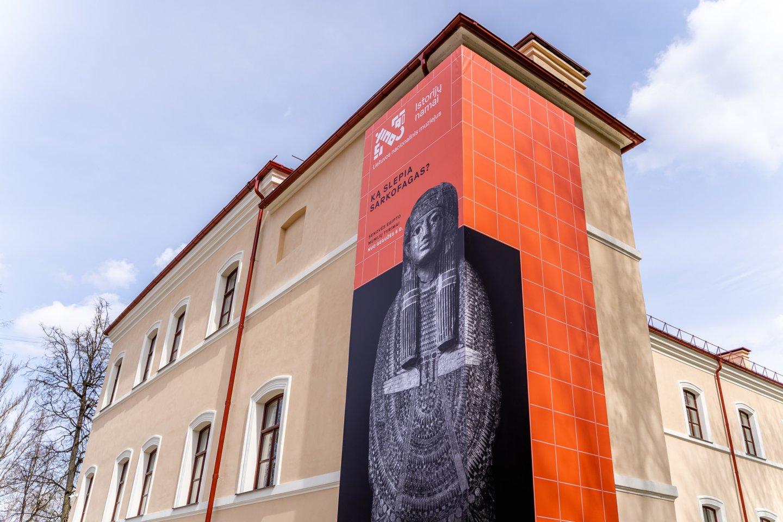 Parodos veikia naujajame muziejaus padalinyje – Istorijų namuose, T. Kosciuškos g. 3.<br>LNM (S.Samsono) nuotr.