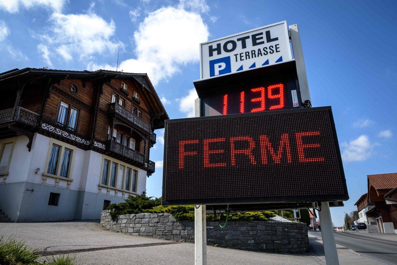 Norėdami išvengti kelionėse patiriamo nuovargio, keliautojai vidurkelyje sustoja nakvynei viešbutyje ar motelyje.<br>Scanpics nuotr.